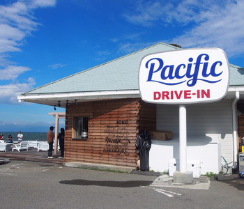 「Pacific DRIVE-IN」外観 19729 フォトスポット♬