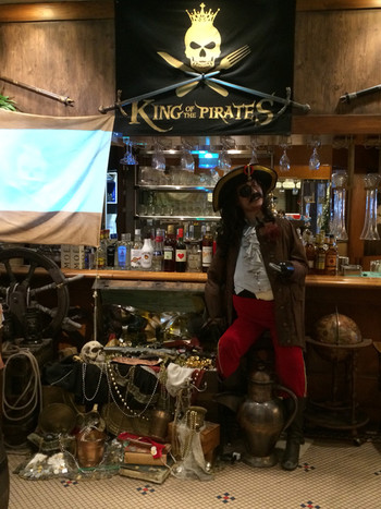 「KING OF THE PIRATES アクアシティお台場」内観 24604