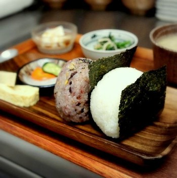 「sippo cafe」料理 576844 おにぎりセット
