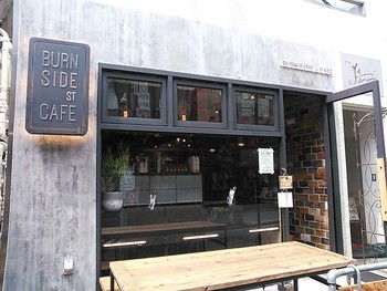「BURN SIDE ST CAFE」外観 581166