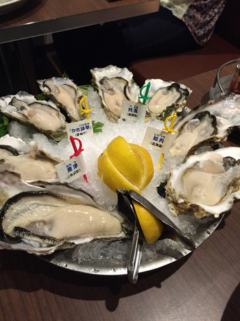 「Oyster Bar ジャックポット 丸の内」料理 607176