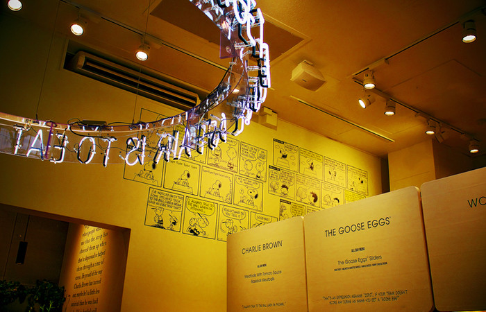 「PEANUTS Cafe」その他 613721 1階店内