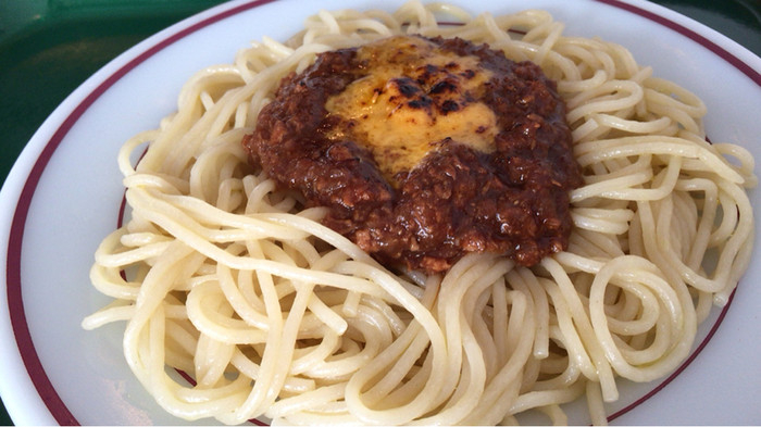 「OMISE」料理 626702 ミートソース!!