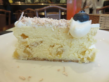 「The Best Cheesecakes  ららぽーと横浜店」料理 1055703 ハワイアンチーズケーキ