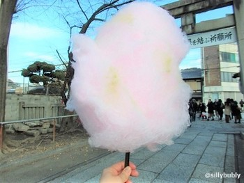 「JEREMY & JEMIMAH」料理 1084378 京わたがし 桜餅