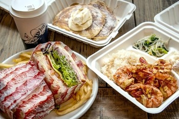「Pacific DRIVE-IN」料理 1159959