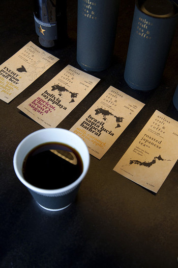 「artless craft tea & coffee」ドリンク 1172977 Single origin coffee