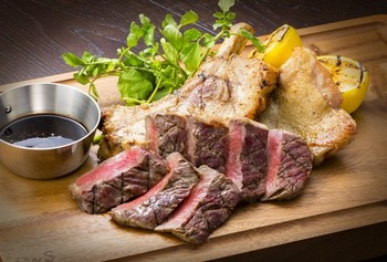 「CASUAL STEAK HOUSE RIB」料理 1233001