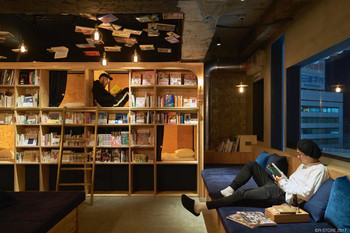 BOOK AND BED TOKYO【池袋】1312156