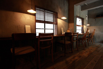 「ELEPHANT FACTORY COFFEE」 内観 1118490