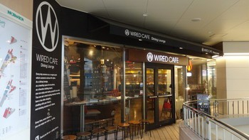 「WIRED CAFE Dining Lounge Wing 高輪店」 外観 32769432 ウイング高輪ウェストの2階