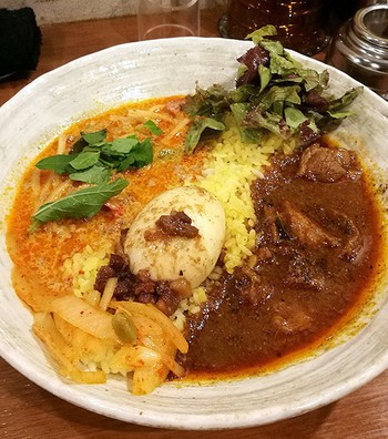 「SPICY CURRY 魯珈」 料理 73512643