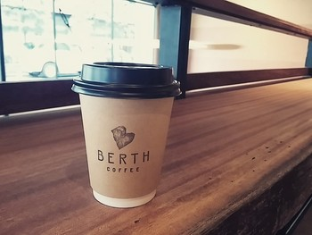 「BERTH COFFEE」 ドリンク 64859765
