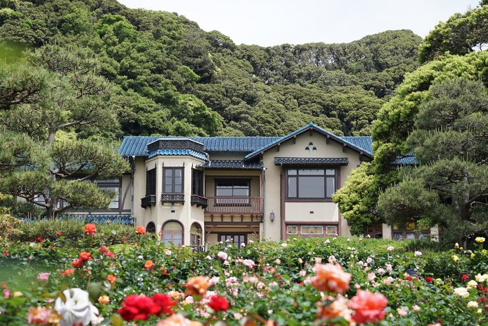 鎌倉文学館  Kamakura Museum of Literature