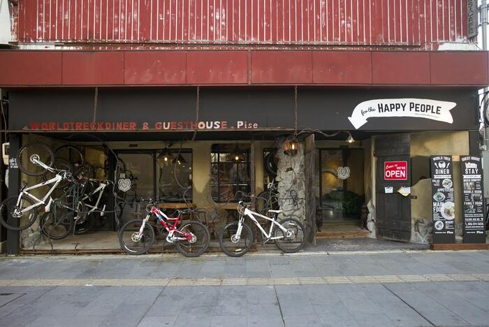 7.WORLDTRECK DINER&GUESTHOUSE-Pise(長野)2072676