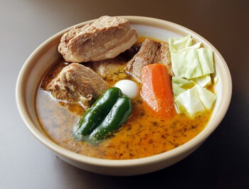 「SOUP CURRY KING 本店」 料理 109202757